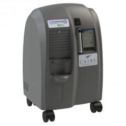 Concentrador de Oxigeno Chart